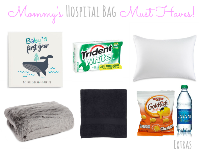 Mommy's Hospital Bag Extras