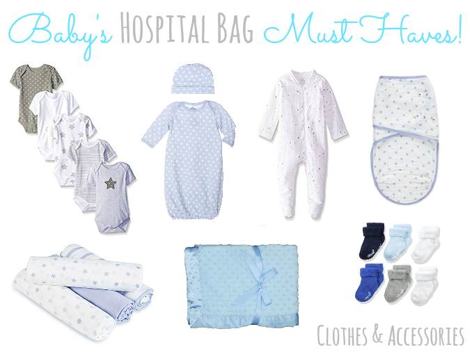 Baby Bag Clothes