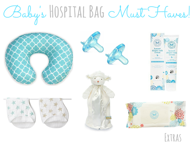 Baby Bag Extra