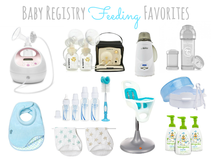 Baby Registry Feeding