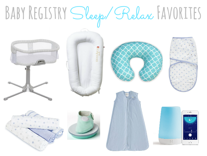 Baby Registry Relax