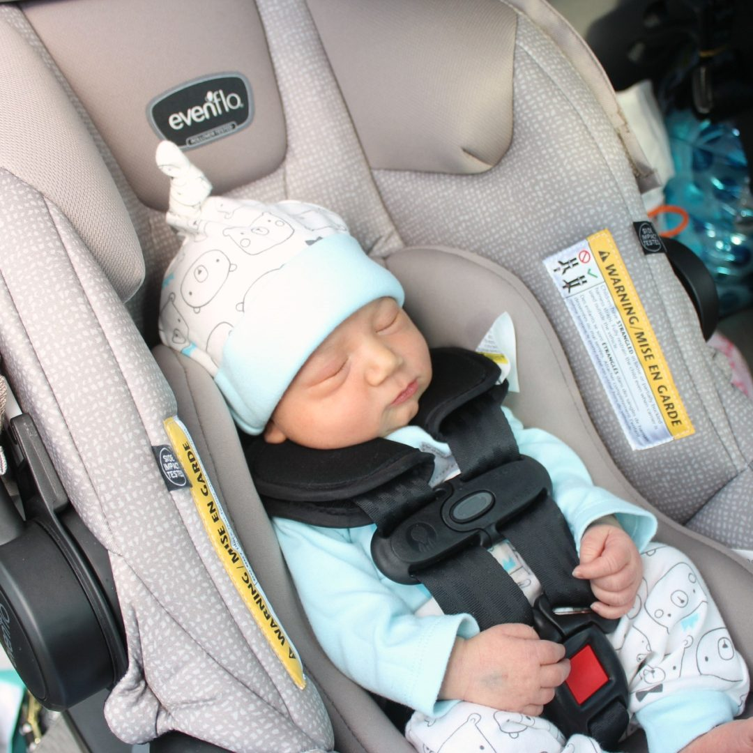 He Made An Early Appearance So We Got To Start Using Our SafeMax Infant Car Seat And LOVE IT Check Out How Looks Comfy In His