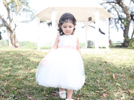 Emma for davids bridal flower girl line laura co blog emma is definitely wearing it when shes a flower girl in my best friends wedding its the perfect princess dress for sure mightylinksfo