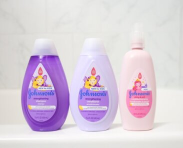 Johnson & Johnson Kids Hair Line (1)