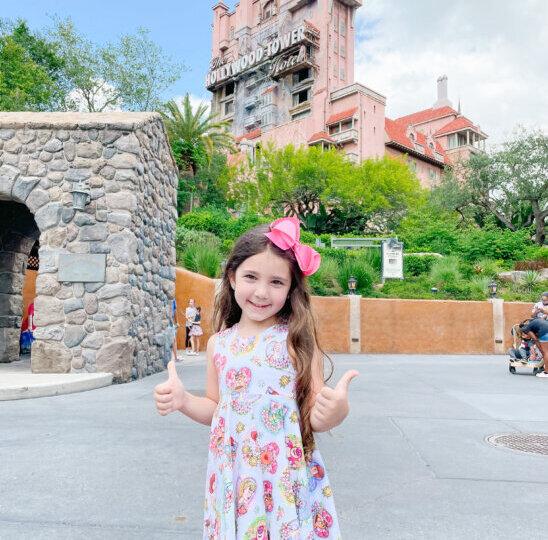 Tower of Terror Disney Hollywood Studios Florida