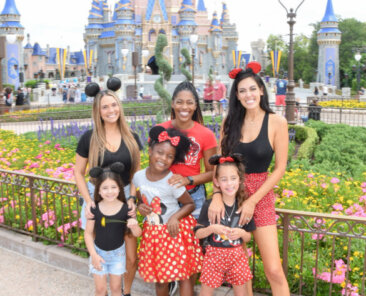 Walt Disney World Girls Trip