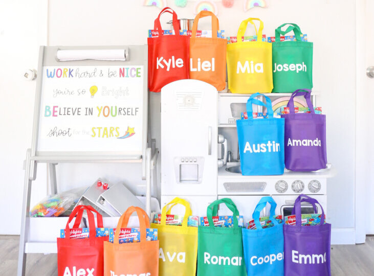 Personalized Back to Schoool Bags6