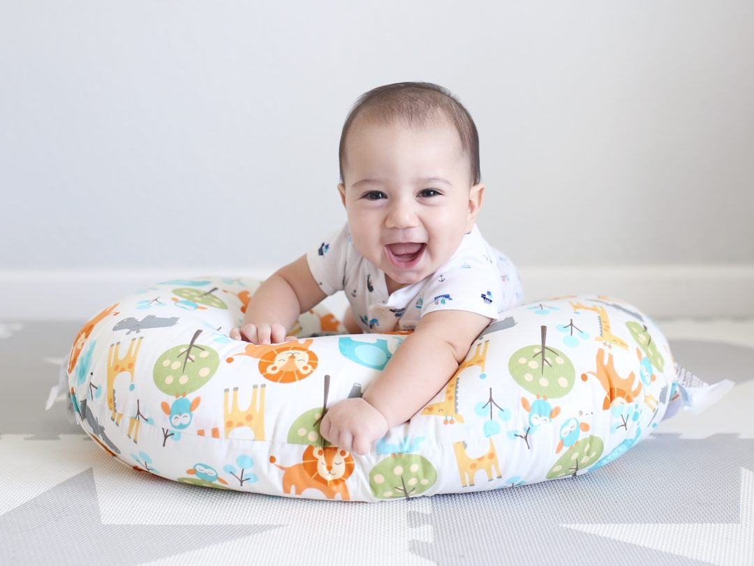 Boppy 174 Classic Feeding Amp Infant Support Pillow Review
